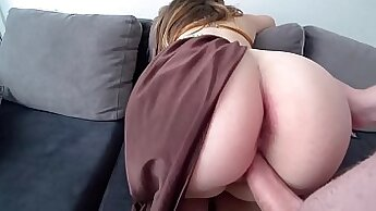 Amateur raw ass fucked He was slow to arrive, but video