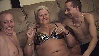 Amateur mature and tits fucked like pornstars