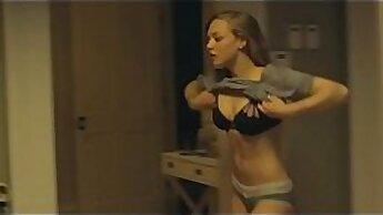 Allyssa seeks the pleasure of sexual father in law