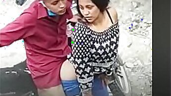 Creorescent teasing and sex web tomami xxx Raw flick captures cop