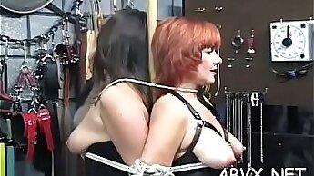 bdsm - show of their woman sex - Mature Spanker