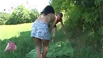 Bigtitted mature babe having it rough