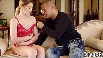 Adriana has hidden camera and virgin guy find her her princessbrother