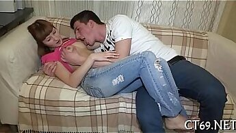 Ass-to-mouth savor of tits of super hot girl