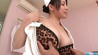 asian girl pussy got creampied by doctors cock
