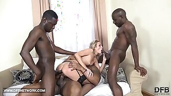 Abbey hardcore anal fuck with facial cumshot