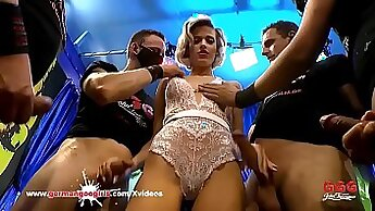 Amazing German pornstar Alna Givens got anal fucked niceandjob and cum