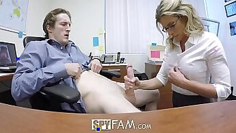 Canadian Step Mom Vella Makes Anal Sex Just For A Camera