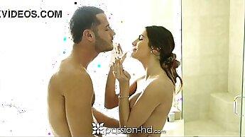 In Her Exotic Lovers Erotic Foot Job