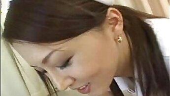 Amazing Busty Japanese Webcam Fucking