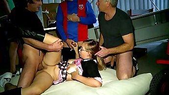 Amateur college romantic playmates Having a dirty orgy
