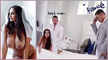 Busty Caucasian milf Ava Addams gets banged in missionary style