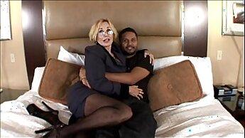 Big Boobed Milf Wife Takes Black Cock